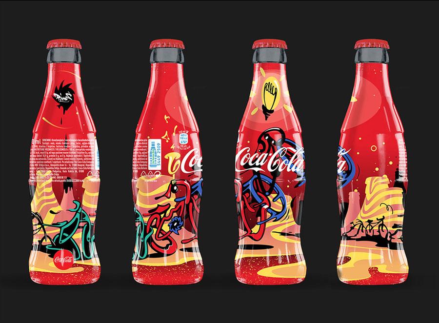 Limitirana serija Coca-Cola flašica Vol. 2